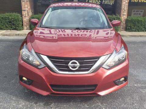 2016 Nissan Altima for sale at Greenville Motor Company in Greenville NC