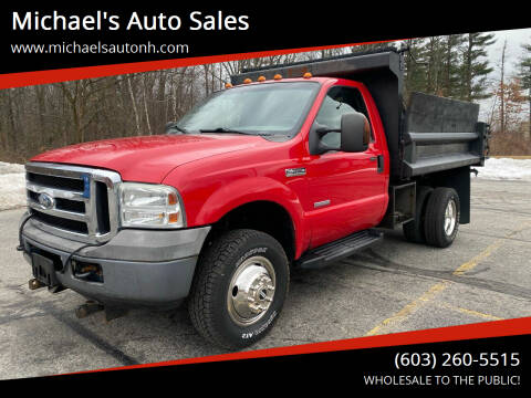 2006 Ford F-350 Super Duty for sale at Michael's Auto Sales in Derry NH