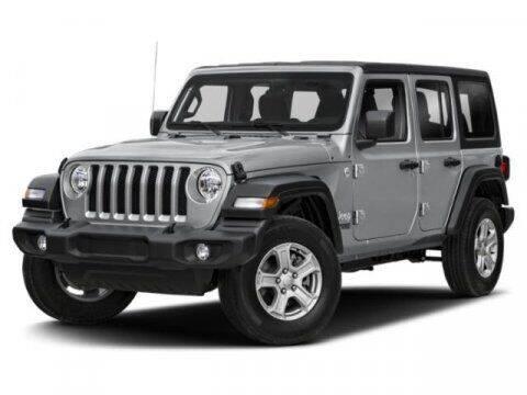 2018 Jeep Wrangler Unlimited for sale at NEWARK CHRYSLER JEEP DODGE in Newark DE