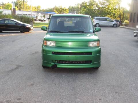 2006 Scion xB for sale at Heritage Truck and Auto Inc. in Londonderry NH