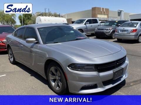 2016 Dodge Charger for sale at Sands Chevrolet in Surprise AZ
