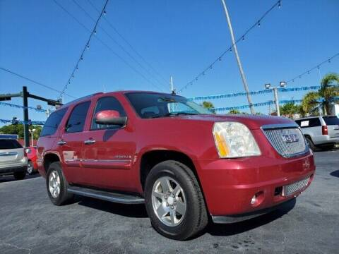 2007 GMC Yukon for sale at Select Autos Inc in Fort Pierce FL