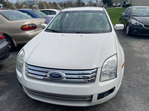 2009 Ford Fusion for sale at Certified Motors in Bear DE