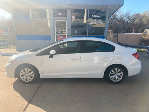 2012 Honda Civic for sale at GRC OF KC in Gladstone MO