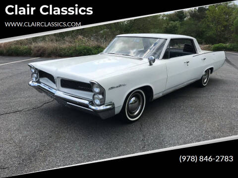 1963 Pontiac Star Chief for sale at Clair Classics in Westford MA