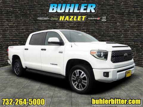 2018 Toyota Tundra for sale at Buhler and Bitter Chrysler Jeep in Hazlet NJ