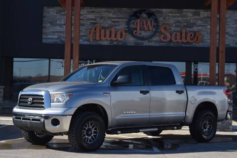 2007 Toyota Tundra for sale at JW Auto Sales LLC in Harrisonburg VA