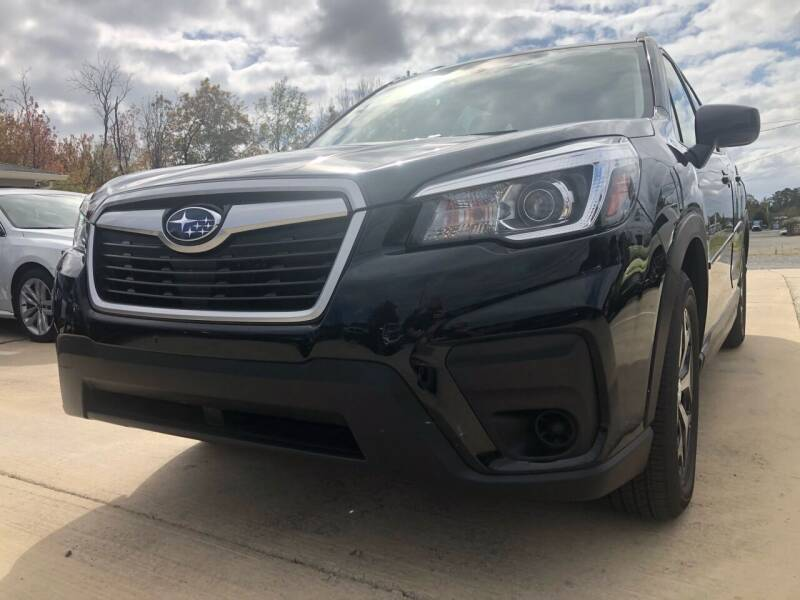 2020 Subaru Forester for sale at A&C Auto Sales in Moody AL
