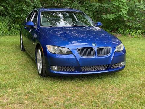 2008 BMW 3 Series for sale at Choice Motor Car in Plainville CT