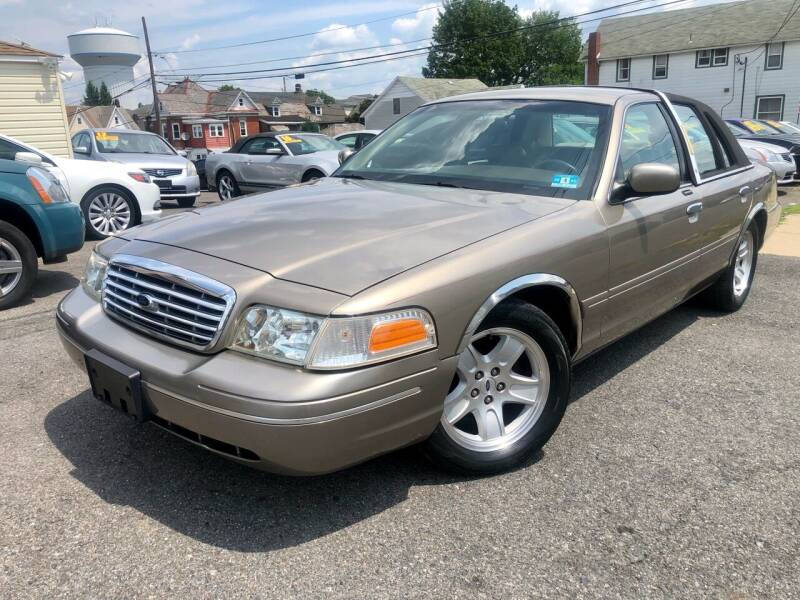 2002 Ford Crown Victoria for sale at Majestic Auto Trade in Easton PA