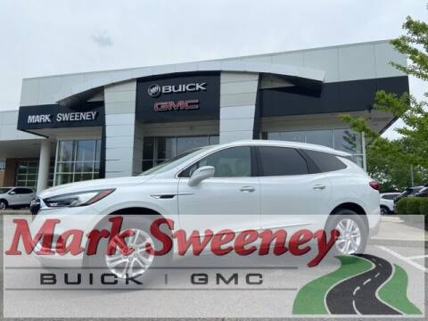 2018 Buick Enclave for sale at Mark Sweeney Buick GMC in Cincinnati OH