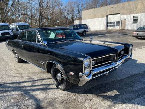 1964 Pontiac Grand Prix for sale at Black Tie Classics in Stratford NJ