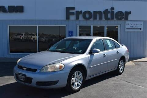 2006 Chevrolet Impala for sale at Frontier Motors Automotive, Inc. in Winner SD
