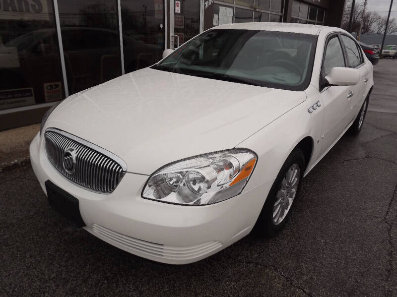 2007 Buick Lucerne for sale at Arko Auto Sales in Eastlake OH