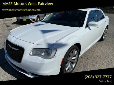 2015 Chrysler 300 for sale at M.A.S.S. Motors - West Fairview in Boise ID