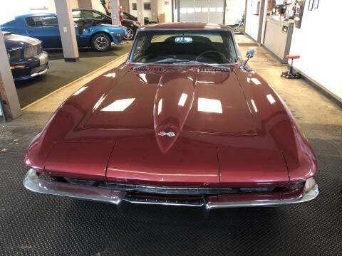 1967 Chevrolet Corvette for sale at Berwyn S Detweiler Sales & Service in Uniontown PA
