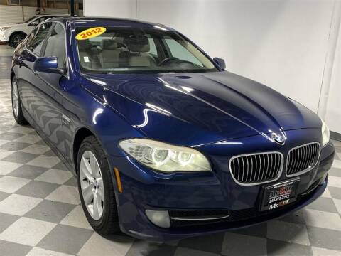 2012 BMW 5 Series for sale at Mr. Car City in Brentwood MD