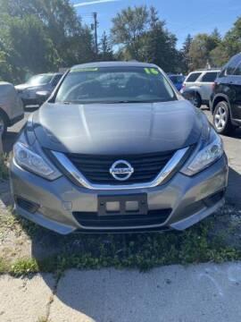 2016 Nissan Altima for sale at Mastro Motors in Garden City MI