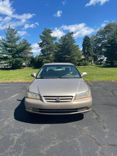 2002 Honda Accord for sale at KNS Autosales Inc in Bethlehem PA