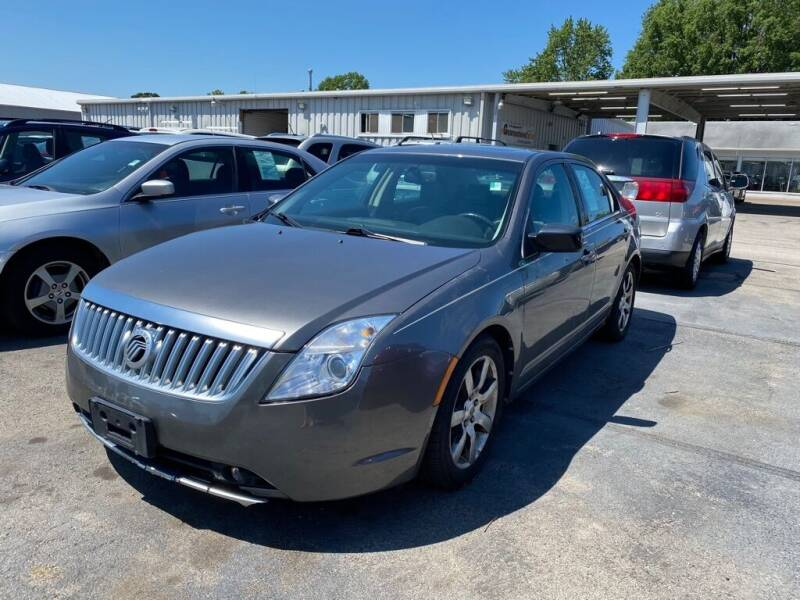 2010 Mercury Milan for sale at Lakeshore Auto Wholesalers in Amherst OH