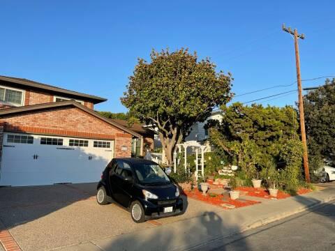 2012 Smart fortwo for sale at Blue Eagle Motors in Fremont CA