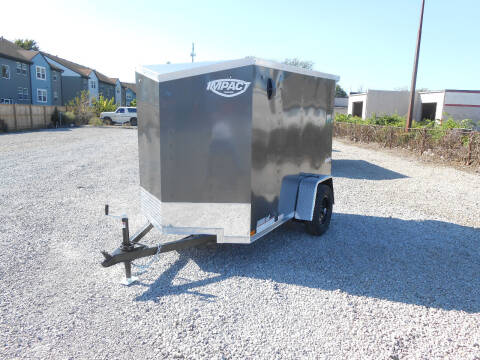 2021 Impact Quake 5x8 for sale at Jerry Moody Auto Mart - Trailers in Jeffersontown KY