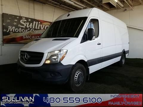 2017 Mercedes-Benz Sprinter Cargo for sale at SULLIVAN MOTOR COMPANY INC. in Mesa AZ