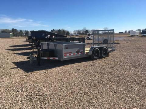 2021 Midsota HS-16 14K #1074 for sale at Prairie Wind Trailers, LLC in Harrisburg SD
