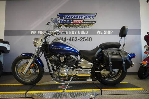 2008 Yamaha V Star 1100 Custom for sale at Southeast Sales Powersports in Milwaukee WI