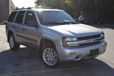 2004 Chevrolet TrailBlazer for sale at NEW 2 YOU AUTO SALES LLC in Waukesha WI