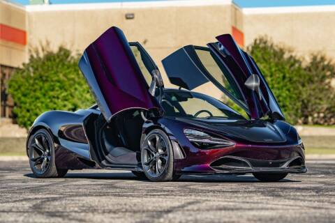 2018 McLaren 720S for sale at EA Motorgroup in Austin TX