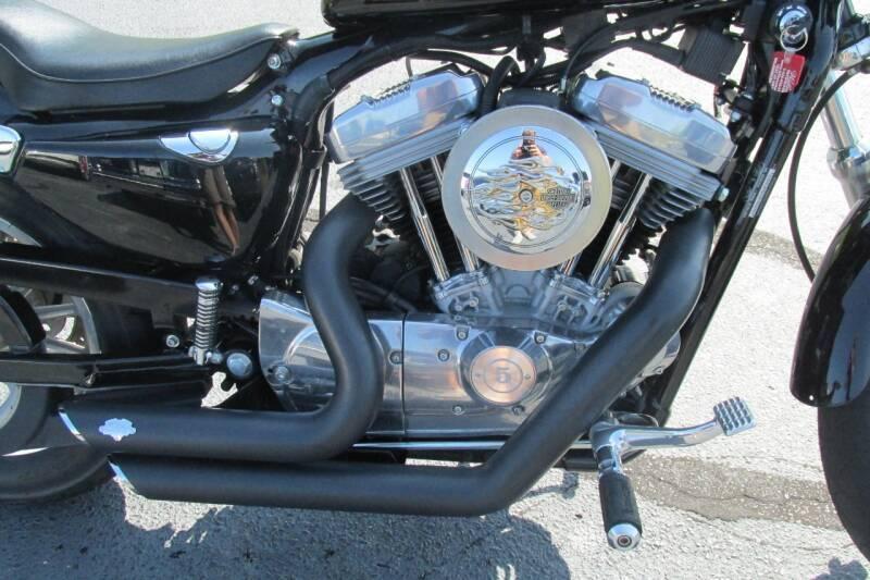 2004 Harley-Davidson XLH 883  - Wilkesboro NC