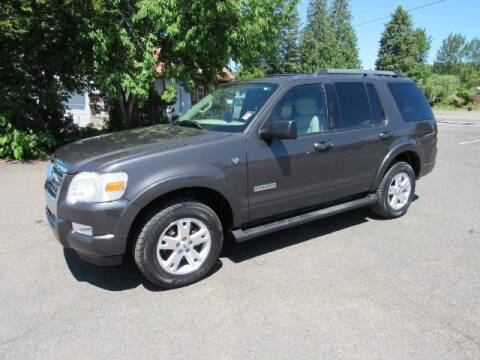 2007 Ford Explorer for sale at Triple C Auto Brokers in Washougal WA