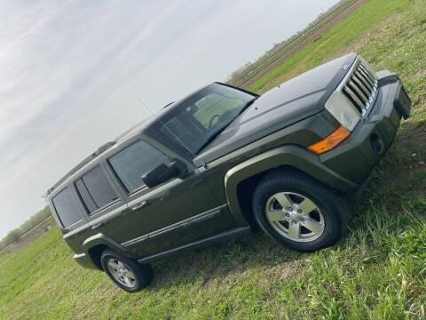 2007 Jeep Commander for sale at Zimmerman Motors LLC in Wathena KS
