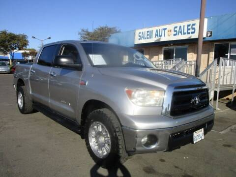 2010 Toyota Tundra for sale at Salem Auto Sales in Sacramento CA