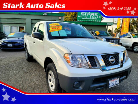 2014 Nissan Frontier for sale at Stark Auto Sales in Modesto CA