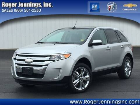 2014 Ford Edge for sale at ROGER JENNINGS INC in Hillsboro IL