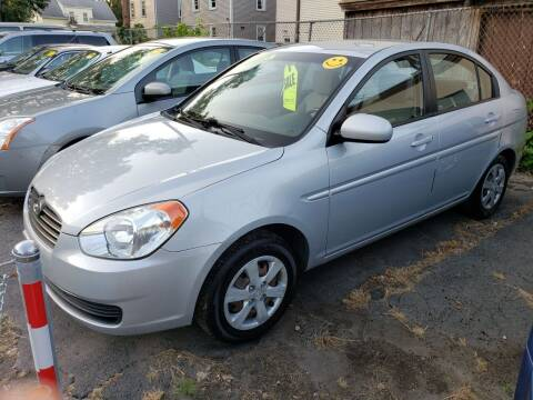 2011 Hyundai Accent for sale at Devaney Auto Sales & Service in East Providence RI