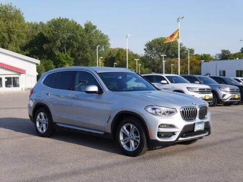 2020 BMW X3 for sale at Park Place Motor Cars in Rochester MN