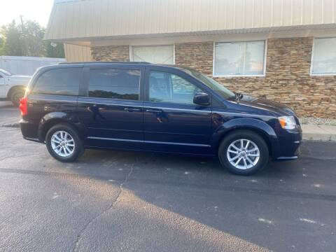 2016 Dodge Grand Caravan for sale at Walker Motors in Muncie IN