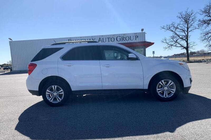 2015 Chevrolet Equinox for sale at PHOENIX AUTO GROUP in Belton TX
