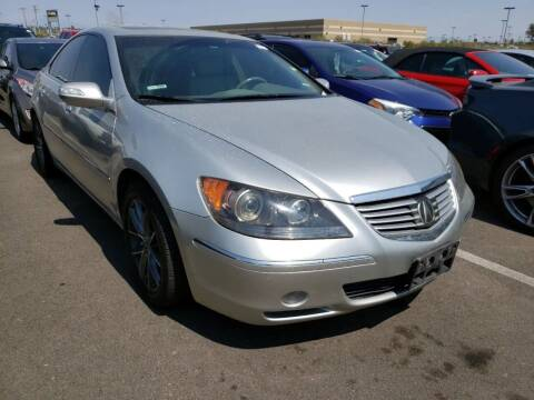 2006 Acura RL for sale at McHenry Auto Sales in Modesto CA