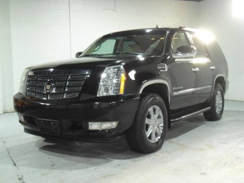 2007 Cadillac Escalade for sale at Ohio Motor Cars in Parma OH