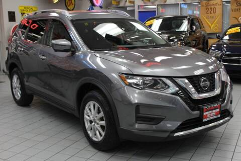 2018 Nissan Rogue for sale at Windy City Motors in Chicago IL