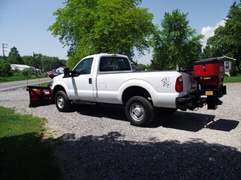 2014 Ford F-250 Super Duty for sale at Country Truck and Car Lot II in Richfield PA