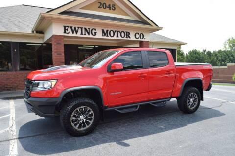 2019 Chevrolet Colorado for sale at Ewing Motor Company in Buford GA