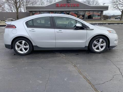 2011 Chevrolet Volt for sale at Hawkins Motors Sales in Hillsdale MI