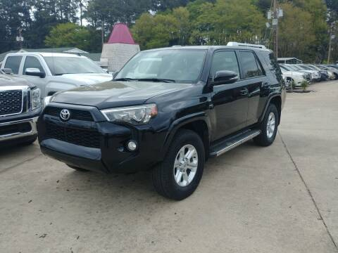 2017 Toyota 4Runner for sale at A & K Auto Sales in Mauldin SC