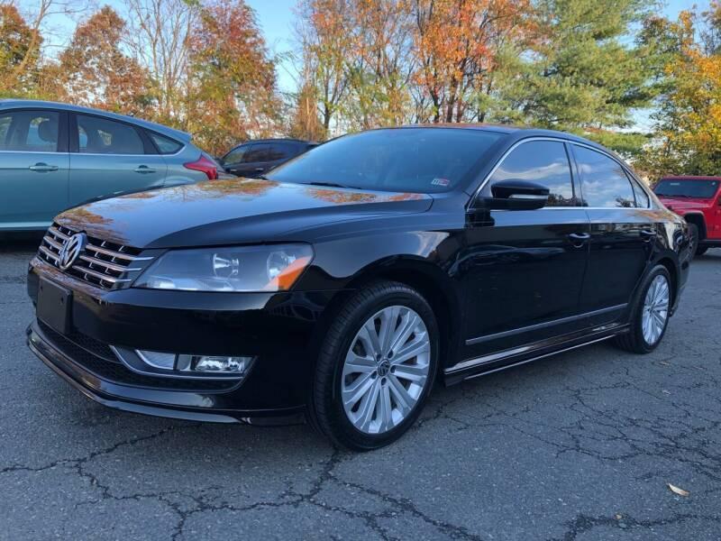 2014 Volkswagen Passat for sale at Dream Auto Group in Dumfries VA