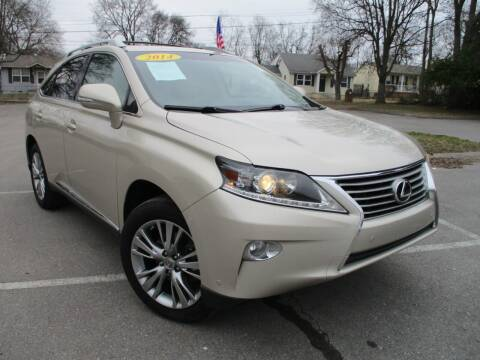2014 Lexus RX 350 for sale at A & A IMPORTS OF TN in Madison TN